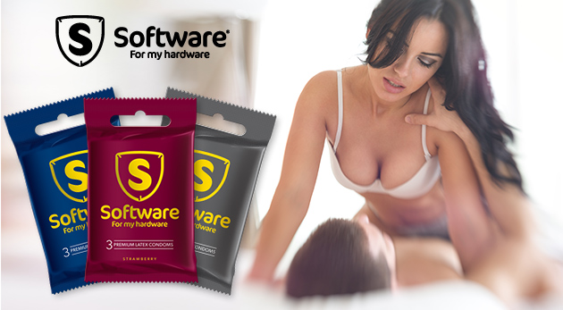 Balíček 39 kondómov od Software len za 9,90 €