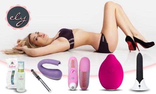Vzrušujúce potešenie pre všetky dámy - na výber 6 erotických pomôcok