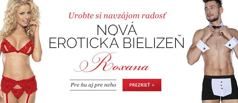 Nová erotická bielizeň Roxana