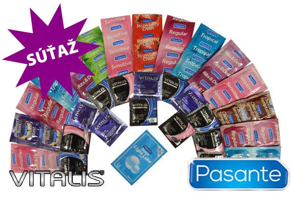Luxusný Pasante a Vitalis Premium balíček