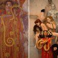 Obrazy slávneho Gustáva Klimta ožili a vyzerajú úžasne!