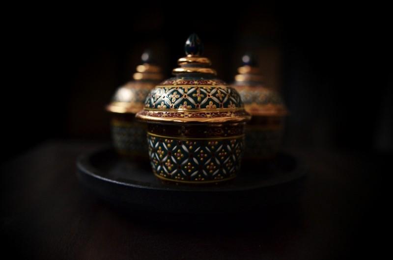 Thajská párová masáž aromatickými olejmi